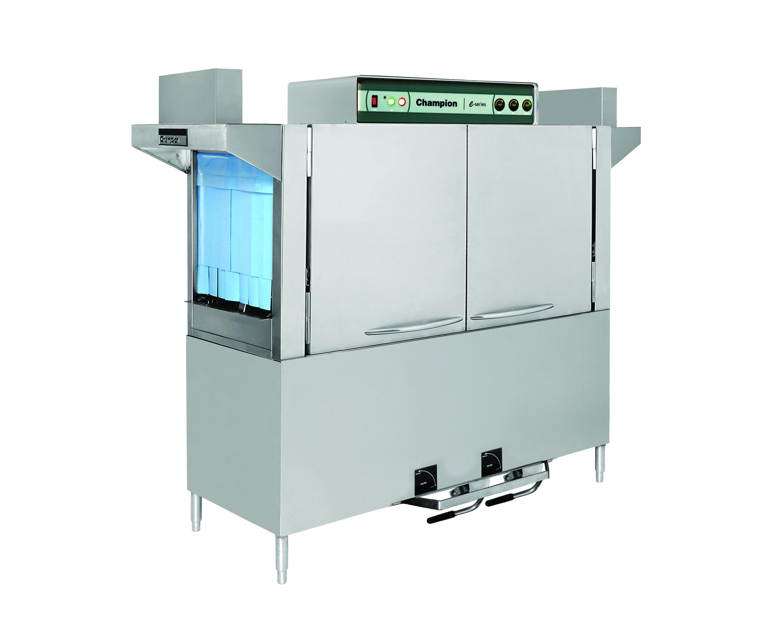 64 Series Commercial Warewashing Kitchen Rack Conveyor