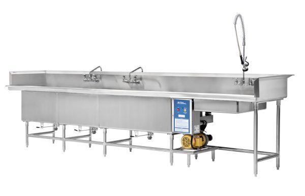 Vortex Wash System